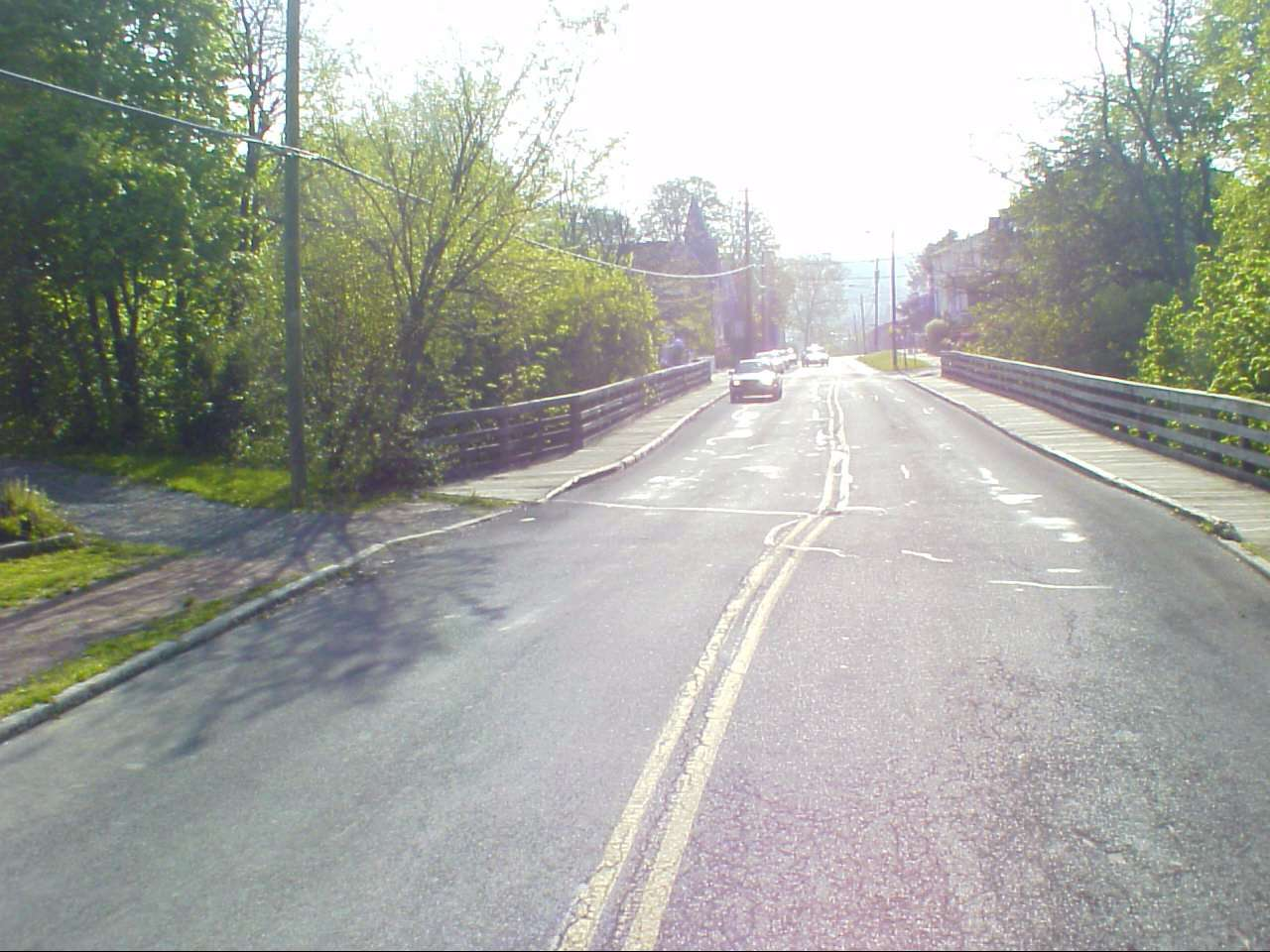 Cumberland Street Bridge