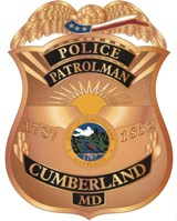 Cumberland Police Badge