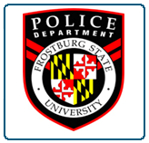 Frostburg State University Campus Police Patch