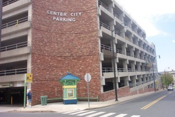Center City Parking Garage
