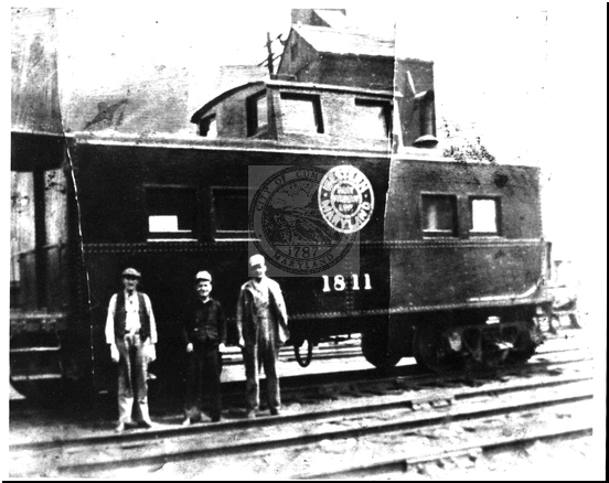 Western Maryland R.R. Car #1811