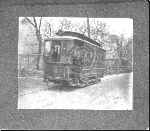 Streetcar in Narrows