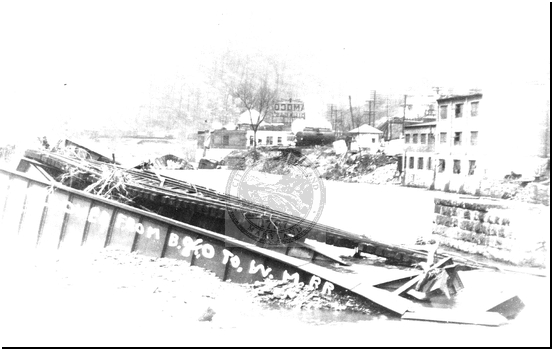Cumberland Flood