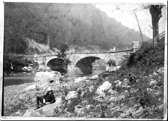 Stone Bridge Over Wills Creek