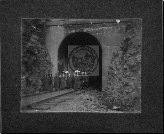 Helmstetter's Curve Tunnel R.R.
