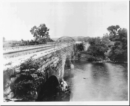 Aqueduct of C&O Canal