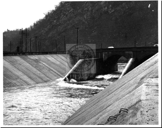 Flood Project, in the Narrows